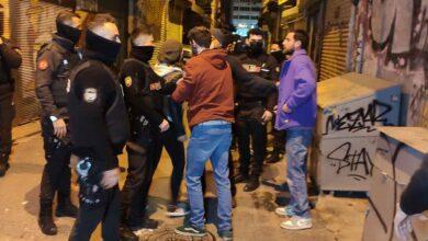 Photo of Parti yapılan mekana polis baskını