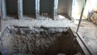 Photo of PKK'nın kullandığı okulun bodrumunda tünel bulundu