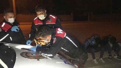 Photo of Polisin üzerine araç sürüp 30 kilometre kaçtı, 'korktuk' dedi
