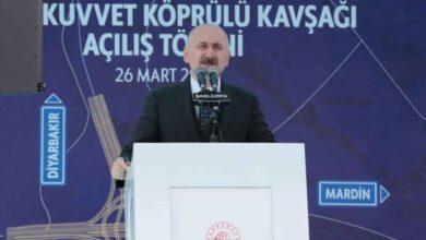 Photo of Bakan Karaismailoğlu: Urfa'ya 8 Milyar Yatırım Yapıldı