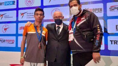 Photo of Urfalı Sporcu Memlekete Madalya İle Döndü