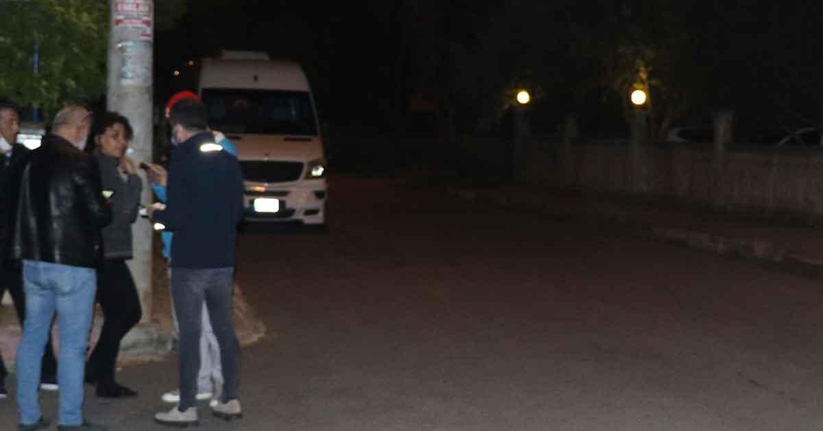 Sokak ortasında evsiz gence silahlı saldırı: 1 yaralı