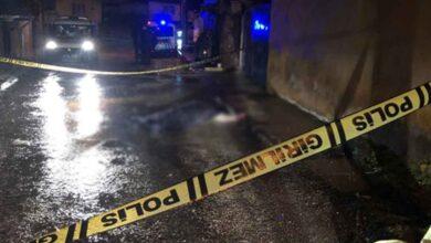Photo of Sokak ortasında ceset bulundu