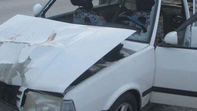 Photo of Otomobil, tıra çarptı: 5 yaralı