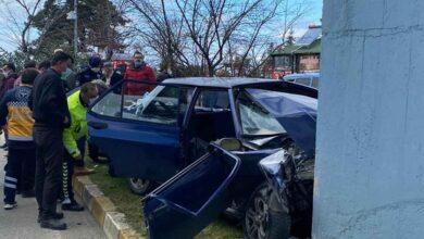 Photo of Trafik kazası: 1 ölü, 4 yaralı