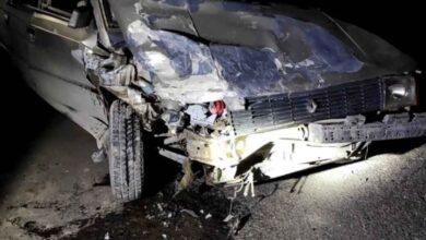 Photo of 2 otomobil kafa kafaya çarpıştı: 1'i ağır 3 yaralı