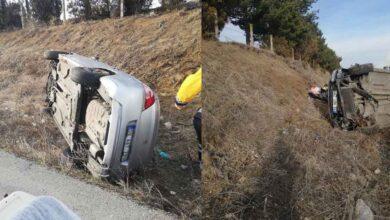 Photo of Trafik kazası: 6 yaralı