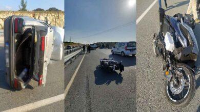 Photo of Trafik kazası: 7 yaralı