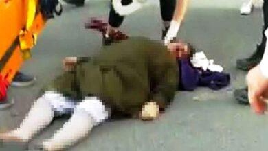Photo of Şanlıurfa'da otobüsün çarptığı kadın öldü