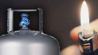 Photo of Gaz kaçağını çakmakla test ederken evini yaktı