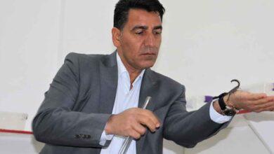 """Photo of Şanlıurfalı """"Akrep Ali"""" 10 yaşından beri kara akreplerle yaşıyor"""