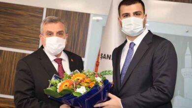 Photo of Şanlıurfalı başkandan memleketine ziyaret