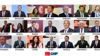 Photo of CHP'den Şanlıurfa'ya çıkarma 20 Milletvekili Şanlıurfa'ya geliyor