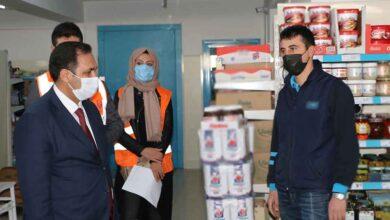 Photo of Şanlıurfa'da Hafta Sonu 5.825 İş Yeri Koronavirüse Karşı Denetlendi