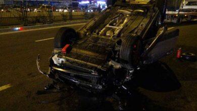 Photo of Diyarbakır – Şanlıurfa Karayolunda trafik kazası: 3'ü ağır 9 yaralı