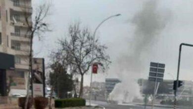 Photo of Seyir halindeki otomobil alevlere teslim oldu