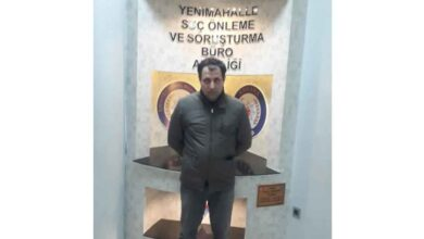 Photo of Urfa'da Görev Yapan Binbaşı Yakalandı