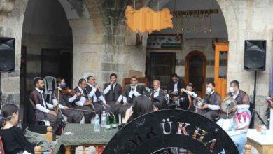 Photo of Şanlıurfa'nın Tarihi Gümrükhanı'nda müzik ziyafeti