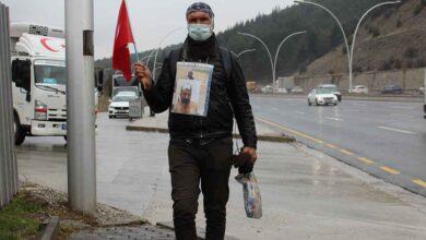 Photo of Şanlıurfa'da öldürülen kardeşi için Adalet yürüşü