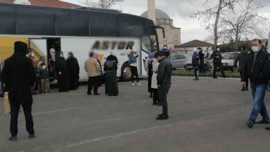Photo of Şanlıurfa'ya doğru gelen yolcu otobüsünde korona alarmı