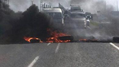 Photo of Şanlıurfa'da çiftçiler DEDAŞ'ı protesto etti