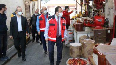 Photo of Şanlıurfa'da sağlık ekiplerinden dinamik denetim