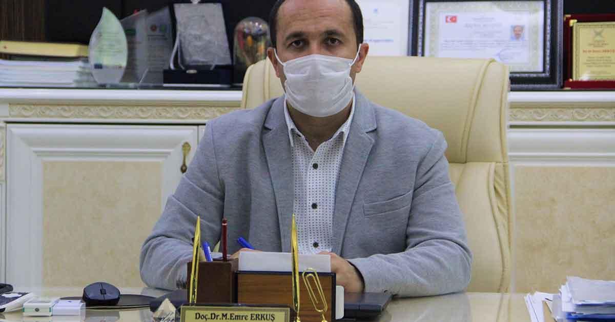 Şanlıurfa Sağlık il müdüründen rehavet uyarısı