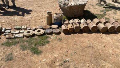 Photo of Şanlıurfa sınırında terör örgütüne büyük darbe