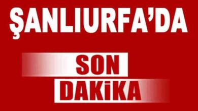 Photo of Şanlıurfa için yasaklama Kararı