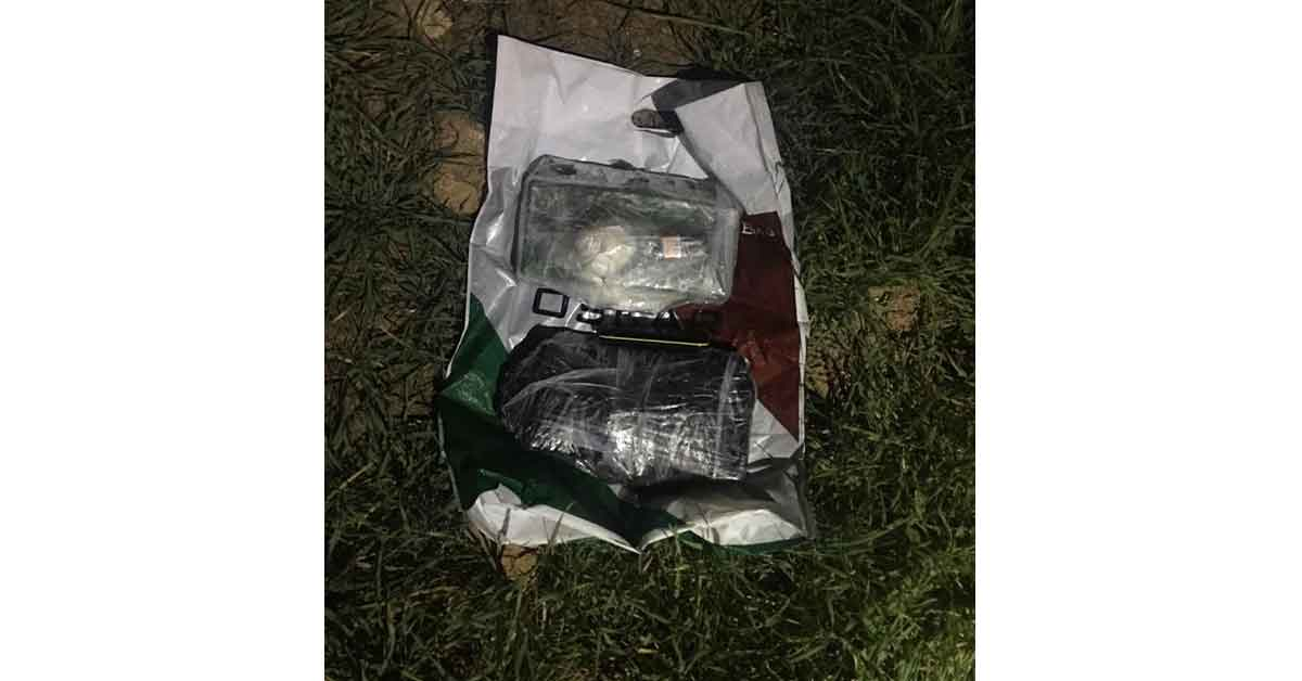 Şanlıurfa'da PKK'lı terörist 4 kilogram patlayıcıyla yakalandı