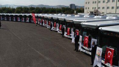 Photo of Urfa'da toplu taşıma seferlerinde değişikliğe gidiliyor