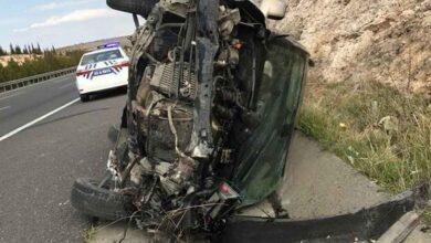Photo of Şanlıurfa'da feci kaza: 1 ölü, 6 yaralı