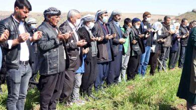 Photo of Şanlıurfa'da vatandaşlar yağmur duasına çıktı