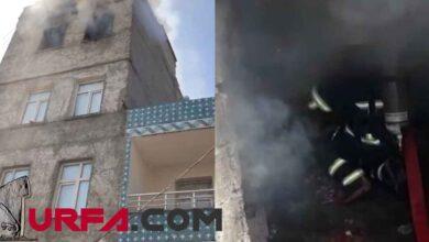 Photo of Şanlıurfa'da korkutan yangın!