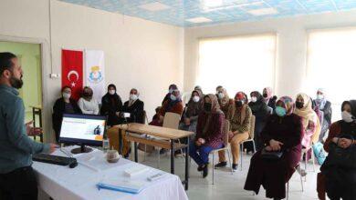 Photo of Urfa'da ailelere uyuşturucu ile mücadele eğitimi