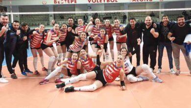 Photo of Viranşehir'in file sultanları finalde!