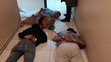 """Photo of """"Yarasa Kız"""" operasyonu: 115 gözaltı"""