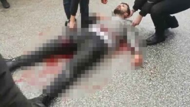 Photo of Nikah Konvoyunda Yol Verme Kavgası 1 ölü 2 Yaralı