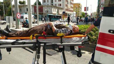Photo of Urfa'da yaşlı adama araba çarptı
