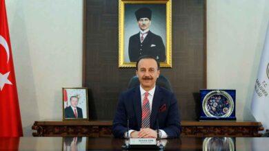 Photo of Şanlıurfa Valisi Abdullah Erin'in 23 Nisan Mesajı