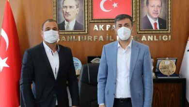 Photo of Aydın Yıldırım'dan başkan kırıkçı'ya ziyaret