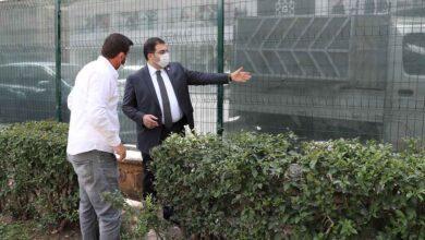 Photo of Başkan Canpolat: Ali Şelli parkını yeniliyoruz