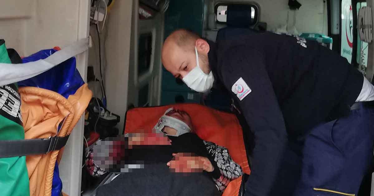 Madde bağımlısı adam annesini darp edip ağır yaraladı