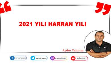 Photo of 2021 yılı Harran yılı