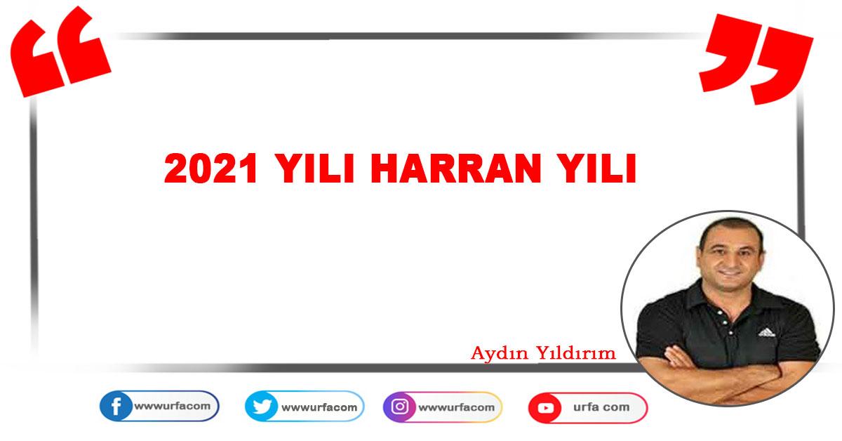 2021 yılı Harran yılı