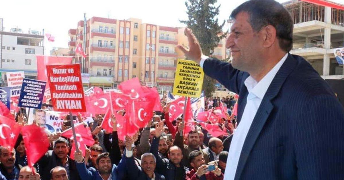 Ayhan, Akçakale'de Kaç Belediye Başkanı Var