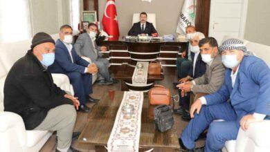 Photo of Muhtarlardan Baydilli'ye teşekkür