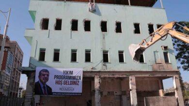 Photo of Kızılay meydan projesinde son engel yıkıldı