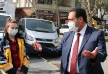 Photo of Urfa İl Müdürü Bilici, Pandemi Denetiminde
