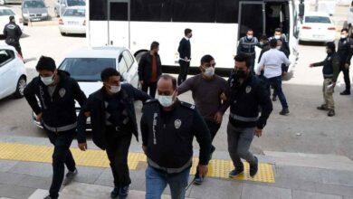 Photo of Urfa'daki Cinayetin Zanlıları Adliyeye Sevk Edildi